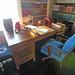 Eugene O'Neill's Tao House, Study Desk (1)