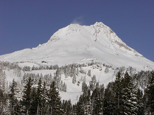 Mt Hood Meadows