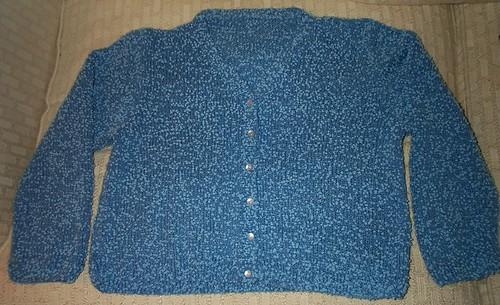Teri's Sweater