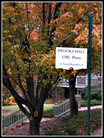 Brooks Hall, unfocused