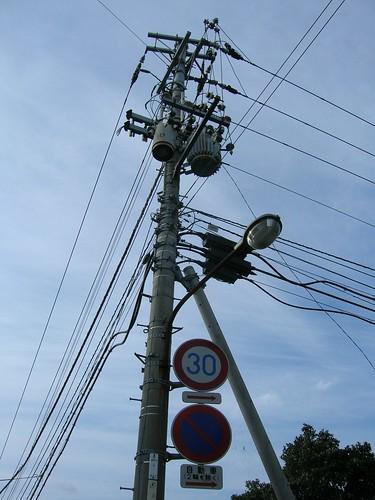 Impressive wires