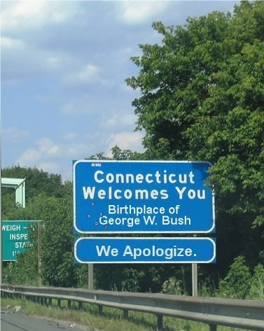 We accept your apology...