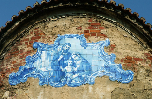 Lisboa - azulejos, Sete Rios