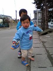 lost my shoe, doo dee doo... photo by fo.ol