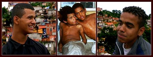 Triptych Eduardo & Robison