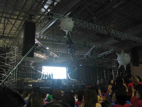 Mayday stage