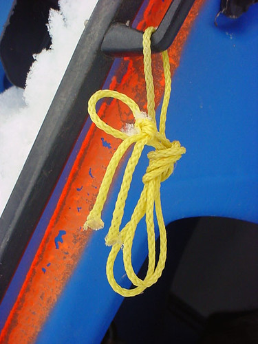 Blue Boat Yeller Rope 139