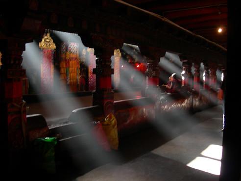 Jockan Monastery, Lhasa, Tibet.