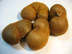 Weirdo Kiwi Fruits
