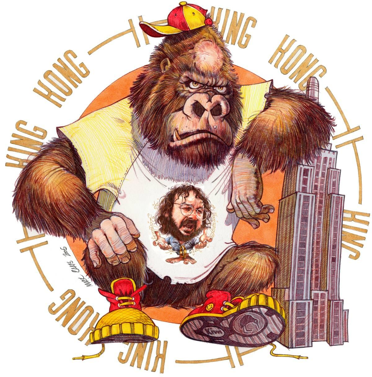 A Kong in New York
