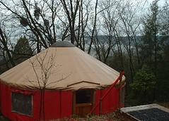 Feb 14 2005 yurt