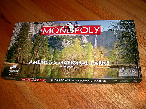 Monopoly - America's National Parks Edition