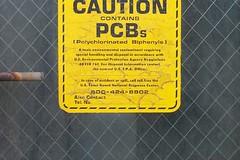 caution pcbs