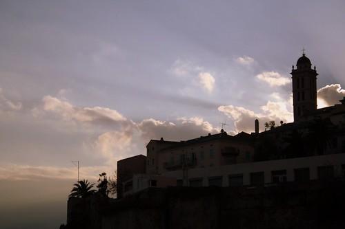 Citadel at dusk