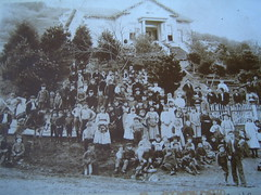 English Camp School Photo