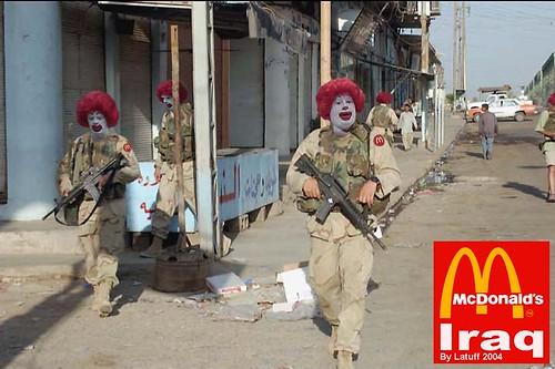 McDonaldsIraq