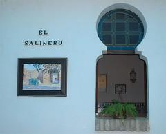 Córdoba. Taberna Casa de Pepe Salinas, în patio