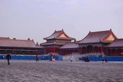 in the forbidden city
