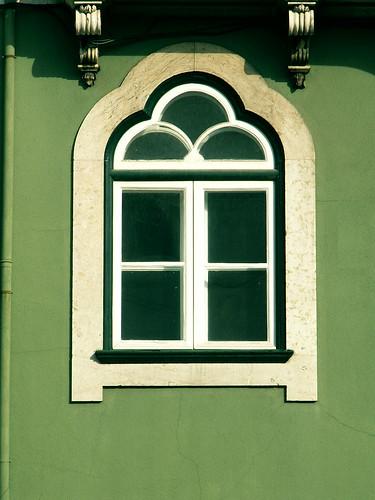 Lisboa - Rua da Escola Politecnica
