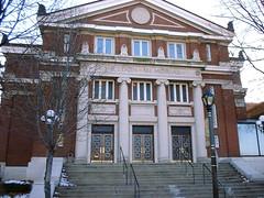 Sheldon Memorial Concert Hall