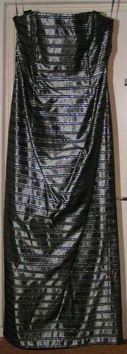 Fodral i svart,grått & silver