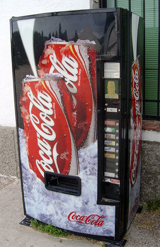 vending machine 4231