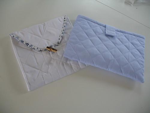 Intérieur de l'enveloppe