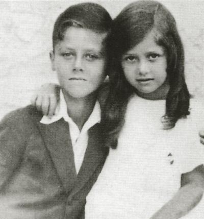 Diane & David