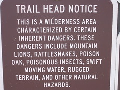 trailheadwarning
