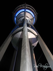 Alor Setar Tower close up