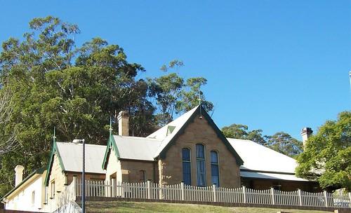 Old Gosford Public School 1877 1886