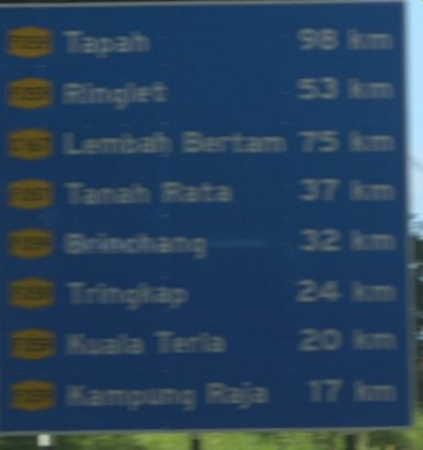 Simpang Pulai Vs Tapah To Cameron Highlands Best Recipes Foods And Travel