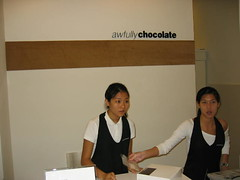 Awfully Chocolate Girls