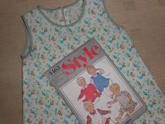 Vintage Style dress pattern
