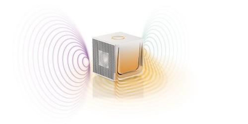 NXA01 Yamaha cube