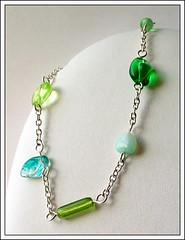 green-anklet