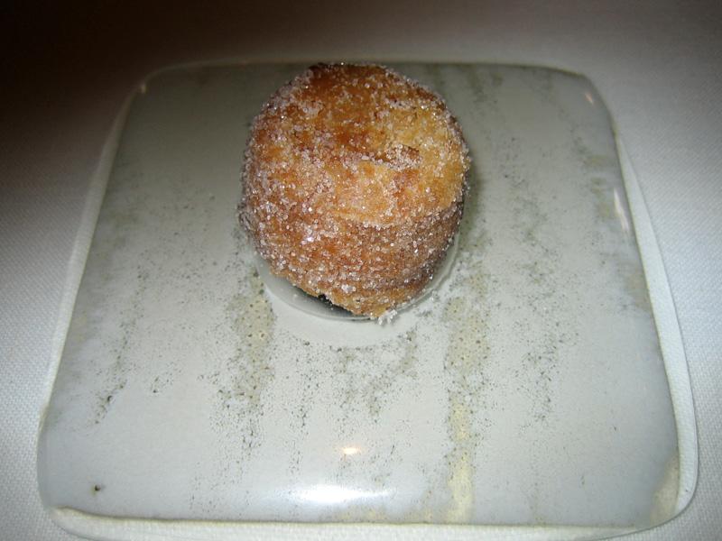 El Bulli - Sugar Brioche