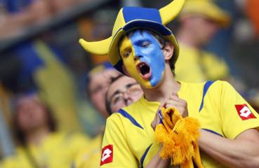 Suecia, aficionado