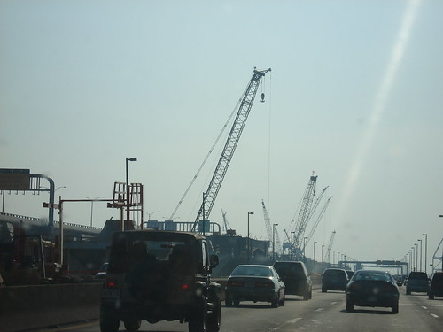 The Woodrow Wilson Bridge project