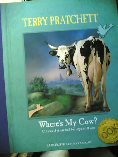 Where's my cow?