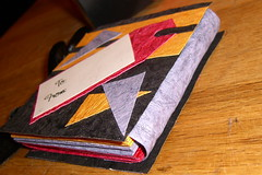 Paper Tapestry minibook in a box_3