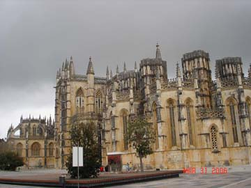 batalha back view