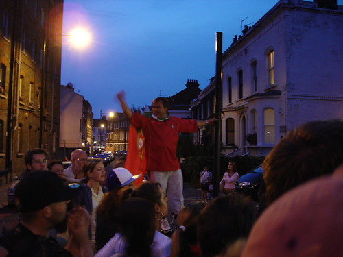 Portugal Fans, Stockwell