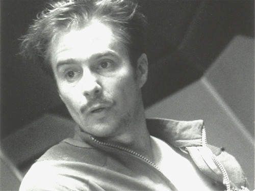 Sam Rockwell as Crewman Guy (Fleegman) in Galaxy Quest