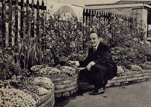 Pinner Station Garden Winner 1966