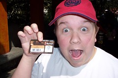 cole with annual pass