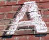 A on bricks