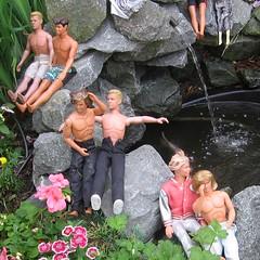 Ken and Ken Garden