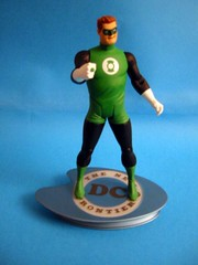 Darwyn Cook New Frontier Green Lantern