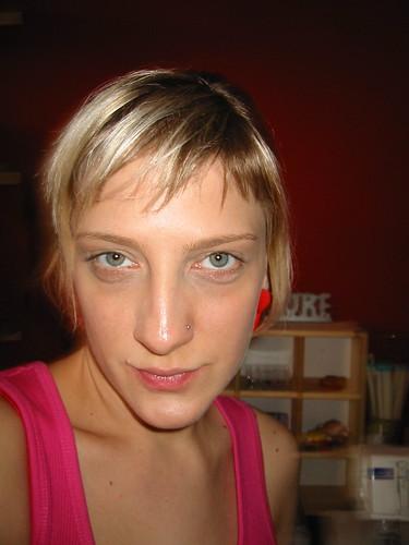 blonde! #4